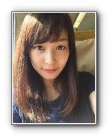 岩田絵里奈アナの美肌で肌が白い画像